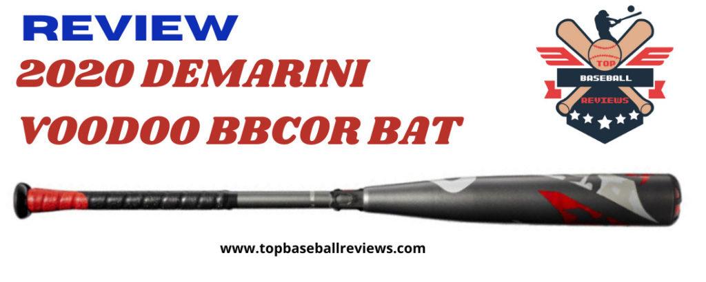 2020 DeMarini Voodoo BBCOR Baseball Bat features