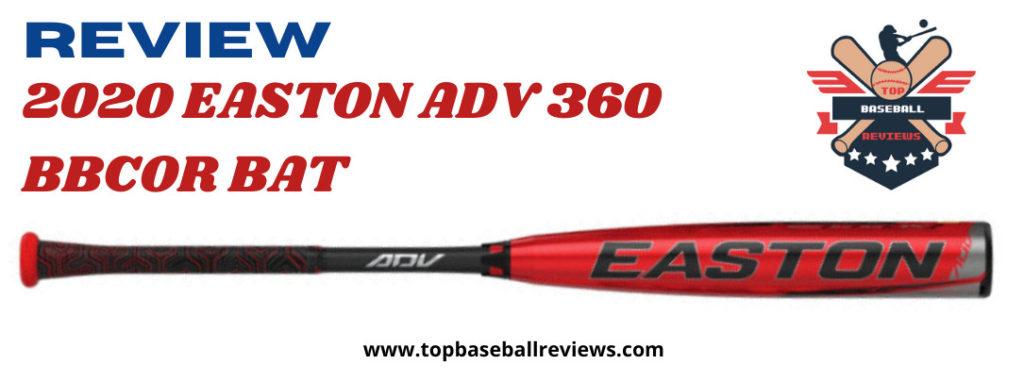 2020 Easton ADV 360 Feature