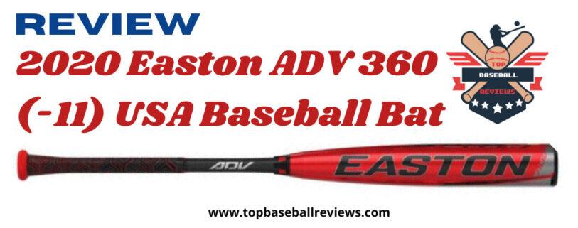 2020 Easton ADV 360 (-11) USA