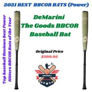 2021 The GOODS BBCOR Baseball Bat