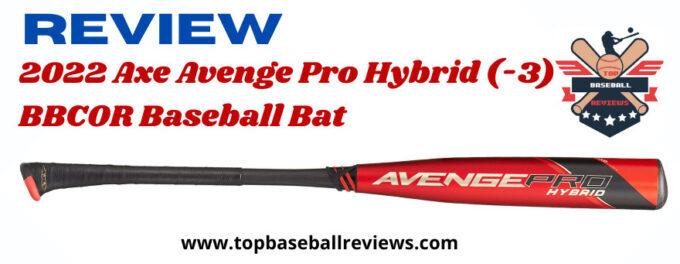 2022 Avenge Pro Hybrid (-3) BBCOR Baseball